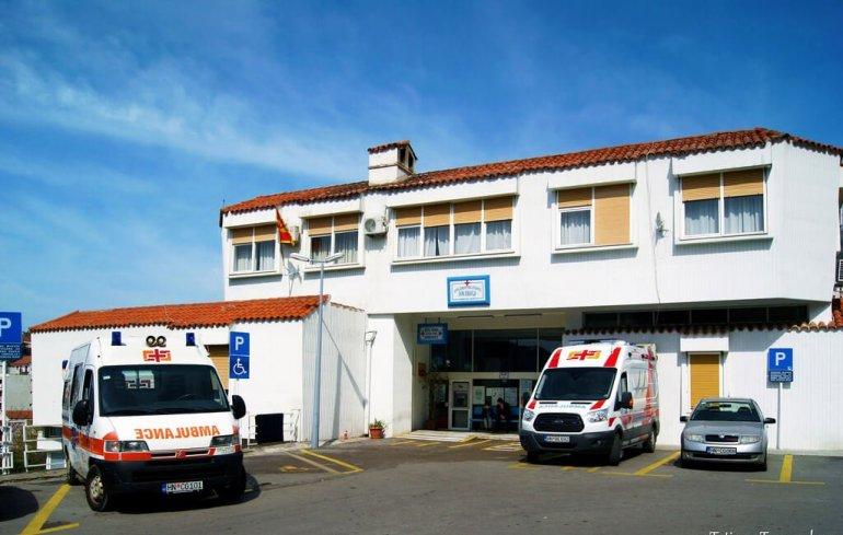 Больница в Герцег-Нови