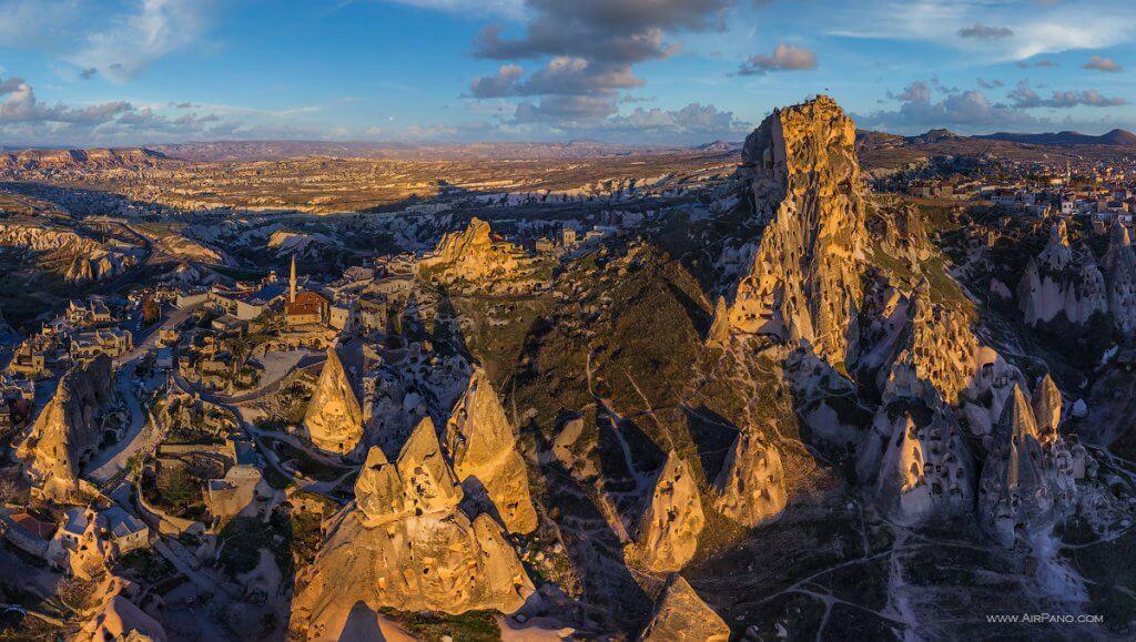 Каппадокия горы