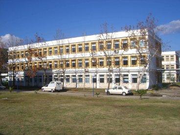 Больница в Ульцине