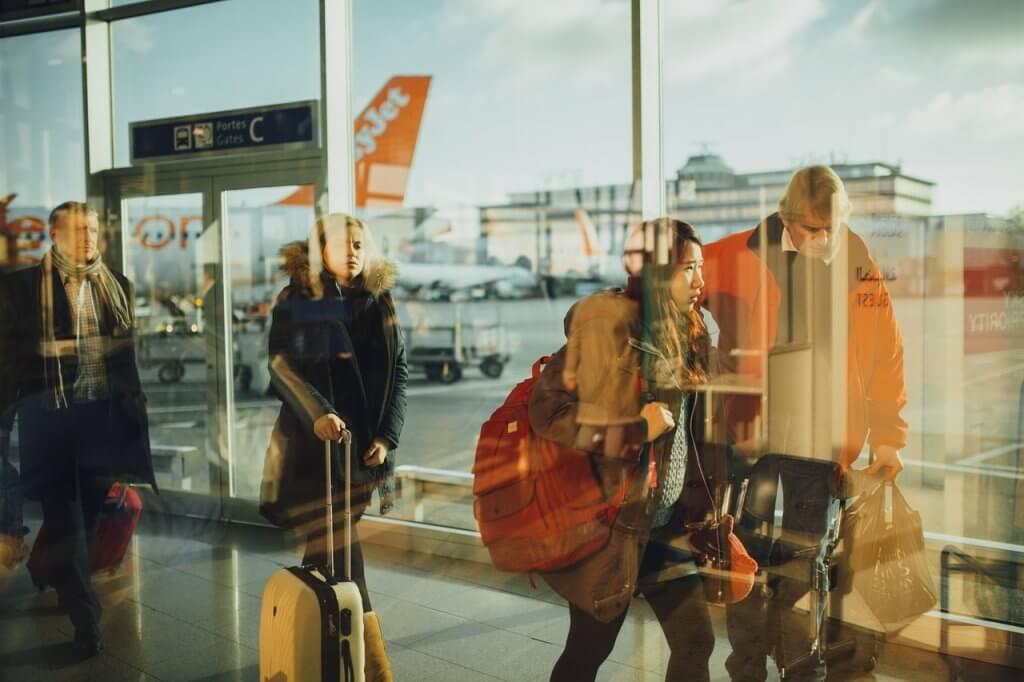 аэропорт в Дубровнике, Хорватия