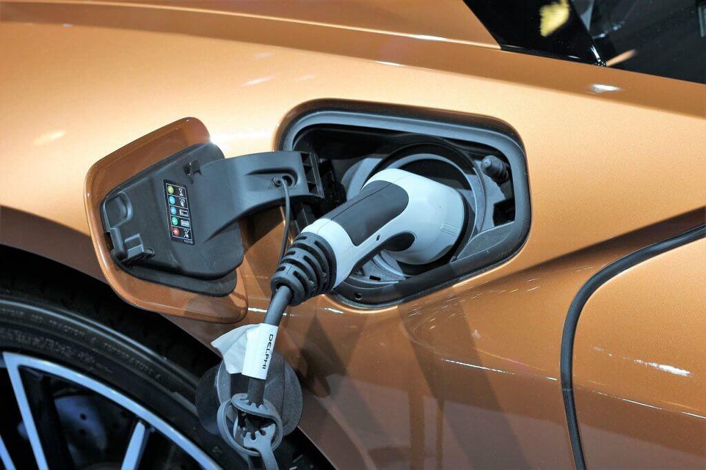 Электрические транспортные средства (ЭТС) зарядка