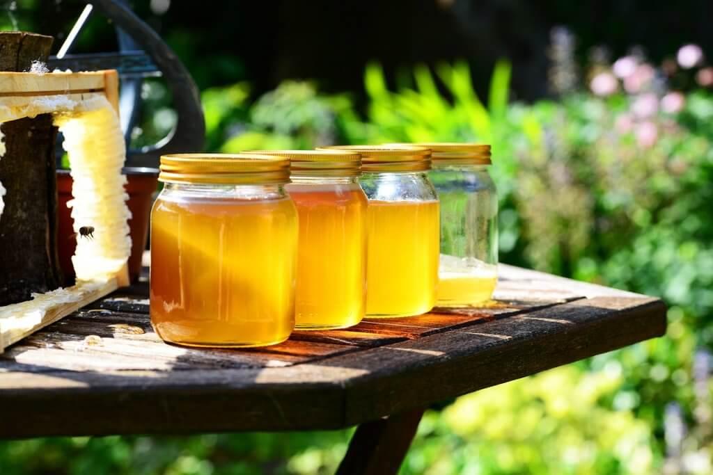 горный мед в Тузи