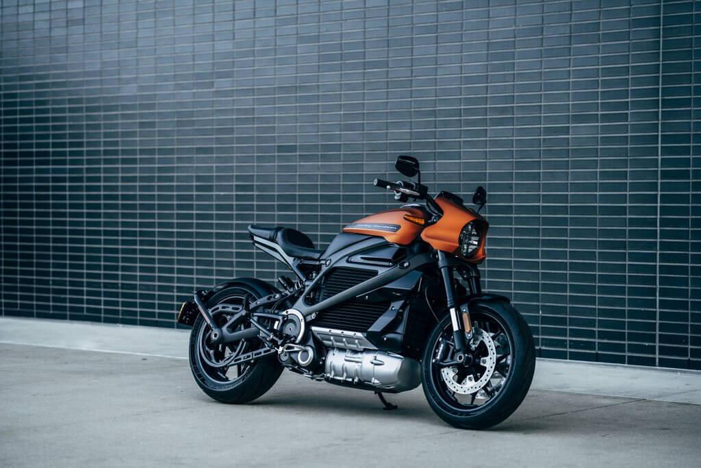 Электромотоцикл LiveWire