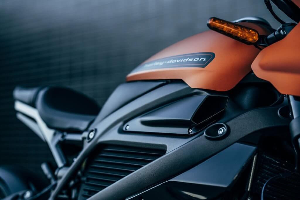 мотоцикл Харлей дизайн