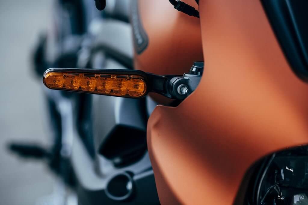 мотоцикл Харлей дизайн руля