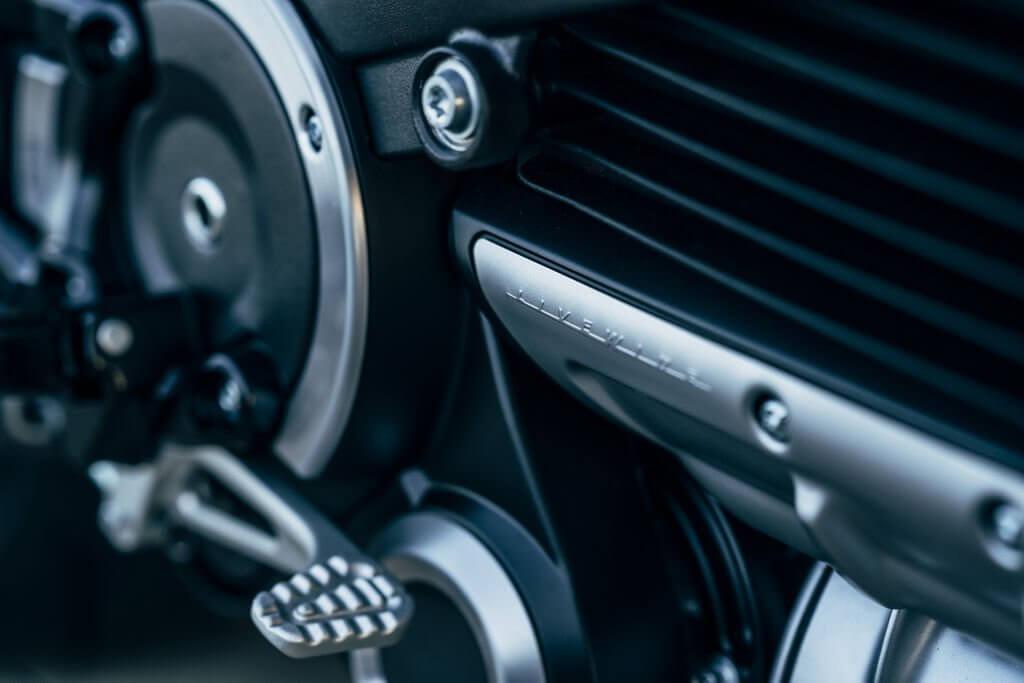 Harley-Davidson дизайн мотоцикла