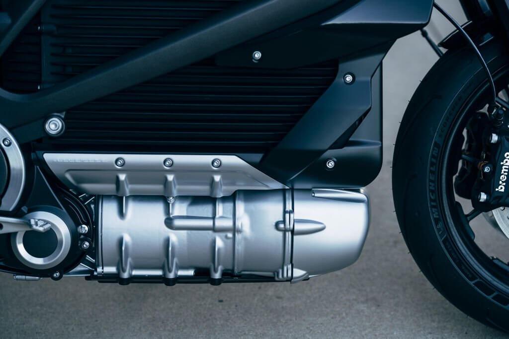 Harley-Davidson дизайн электромотоцикла