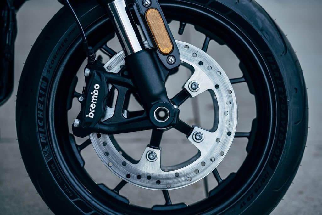 Harley-Davidson колесо электромотоцикла