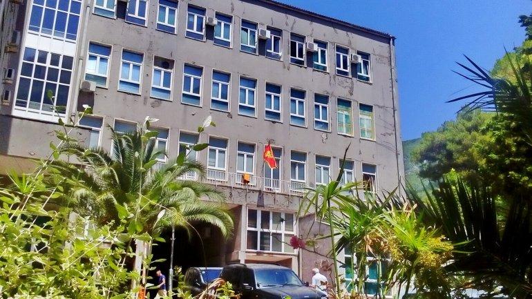 Больница в Рисане