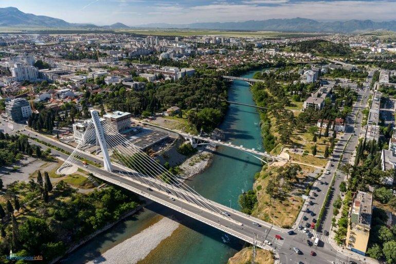 Подгорица в списке самых дешевых столиц Европы