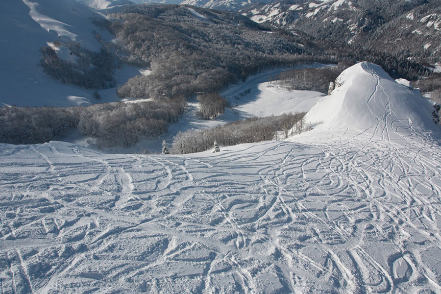 горнолыжный курорт Колашин Черногория