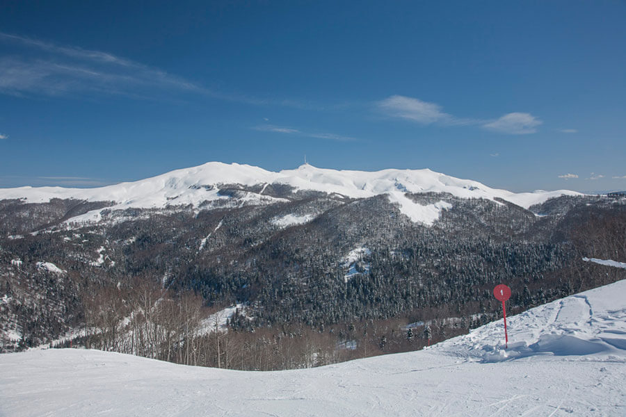 горы Колашин