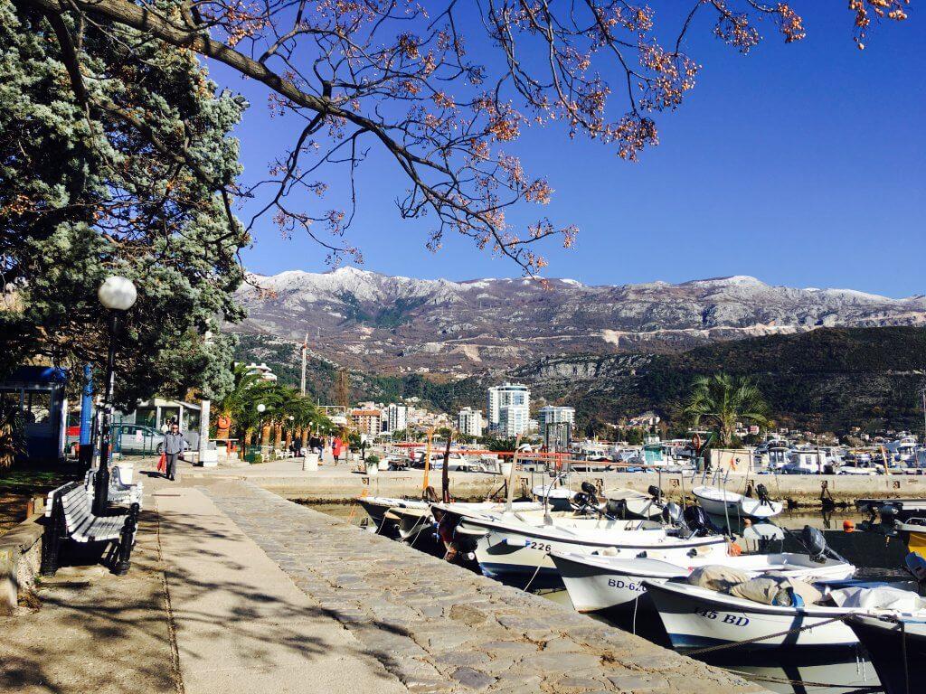 Зимний отдых в Черногории фото