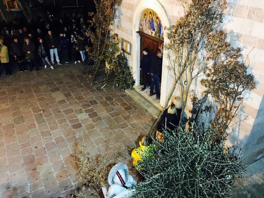 Рождество и религия в Черногории
