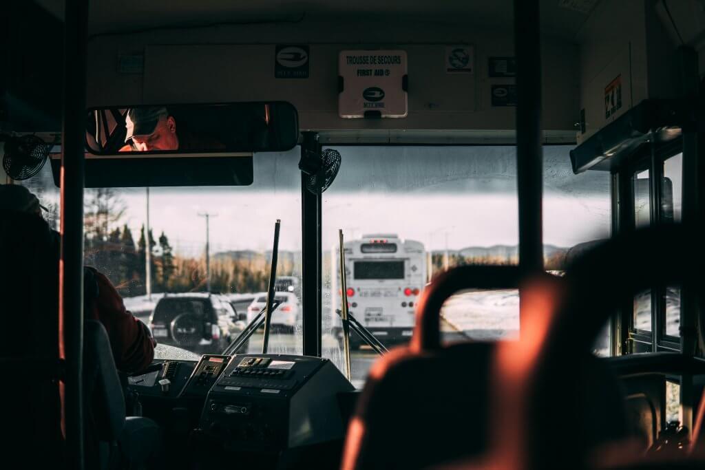общественный транспорт Черногории