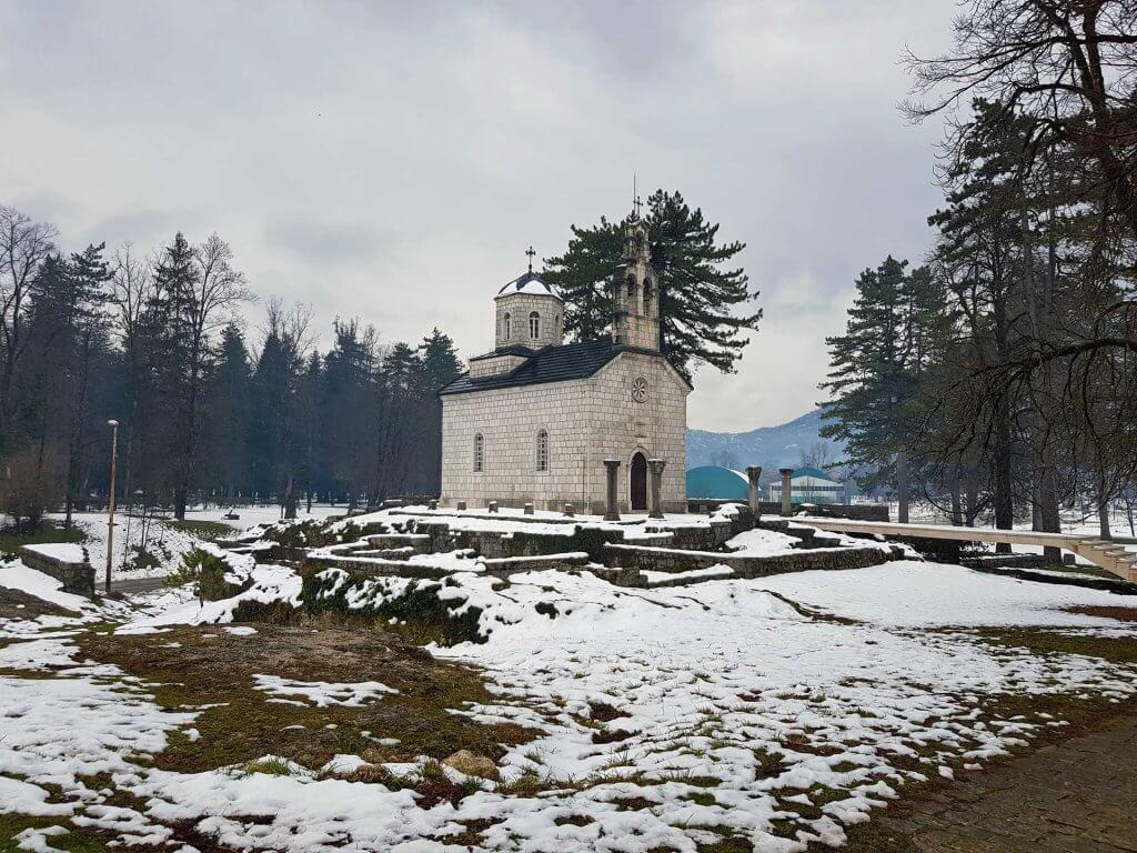 Городской монастырь в Цетинье