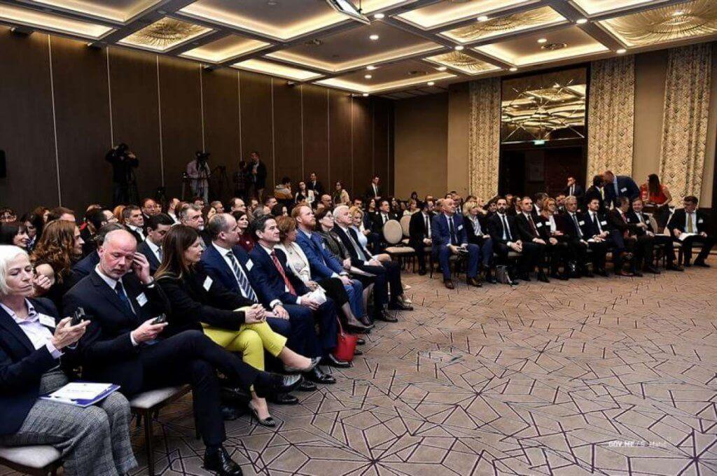 совещание Черногория