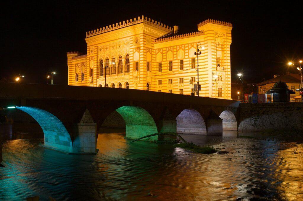 Латинский мост в Сараево