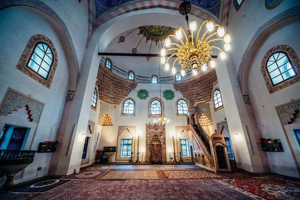 Мечеть Гази Хусрев-бей и другие постройки в Сараево