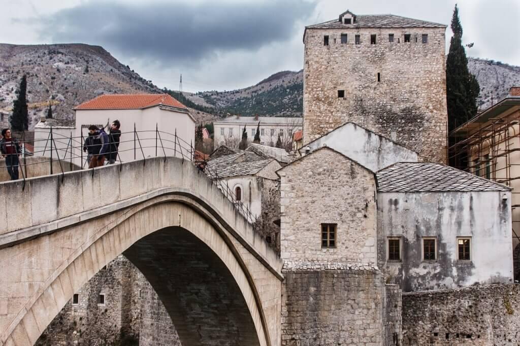 Достопримечательности города Мостар