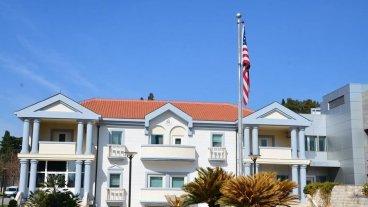 Посольство США в Черногории
