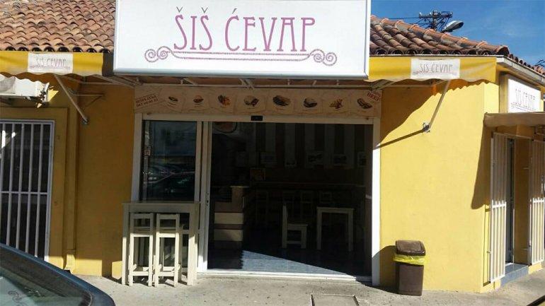 Гриль-бар SIS CEVAP в Подгорице