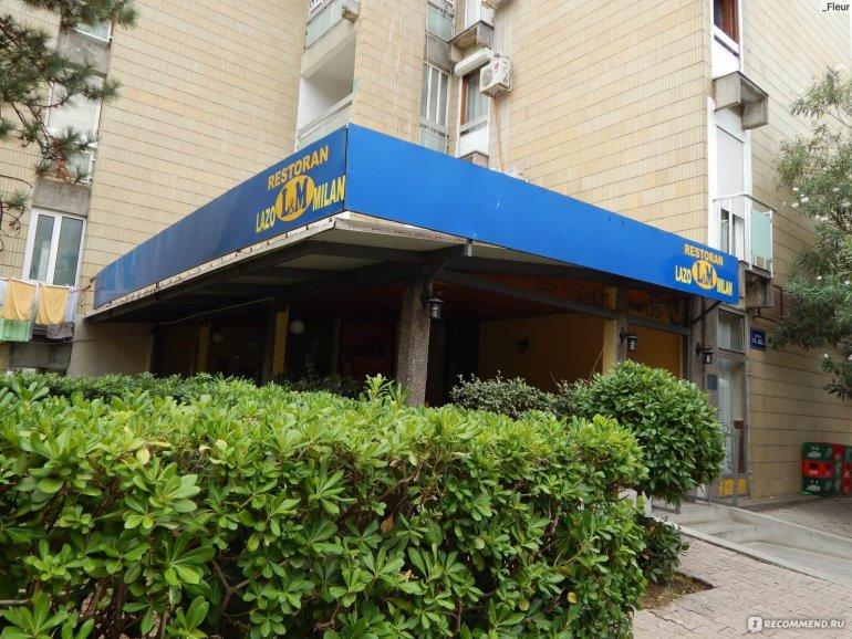 Ресторан L&M в Будве