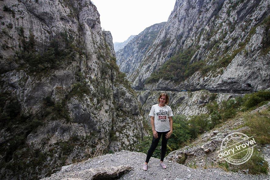 фото в горах Черногории