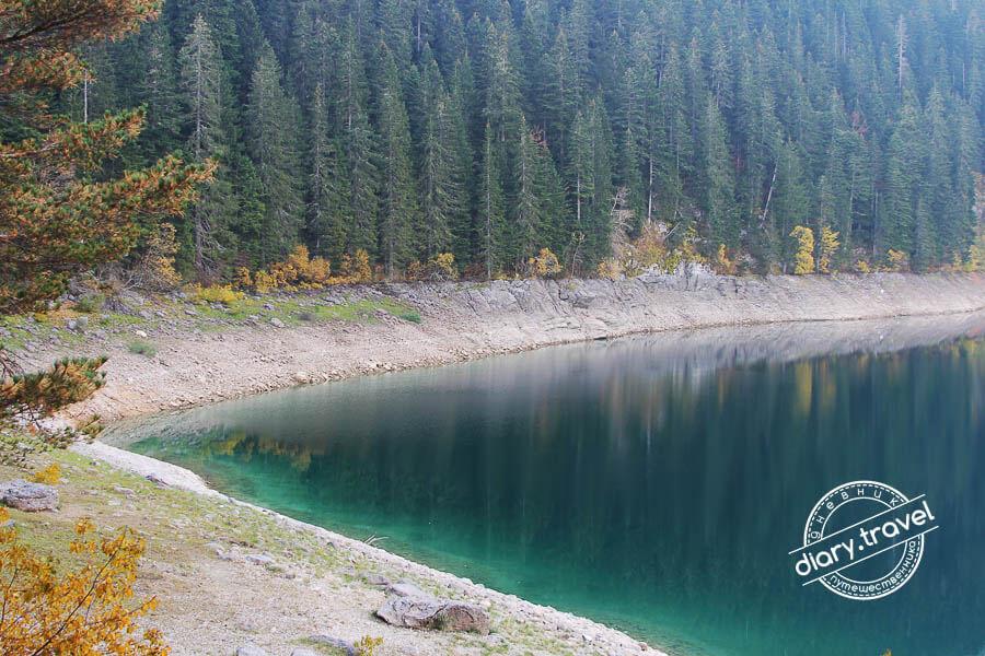 озёра Черногории