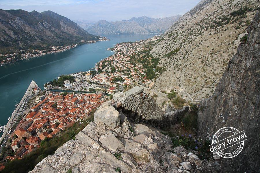 автопутешествия по Черногории