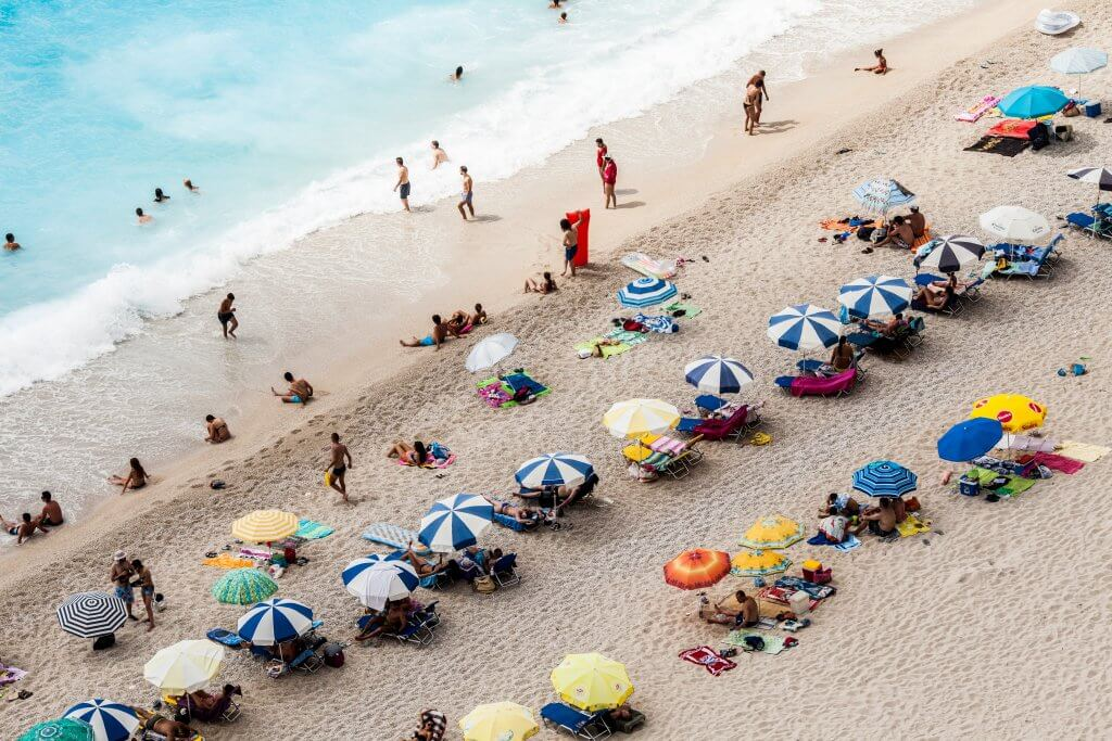Море и пляжи Черногории 2019