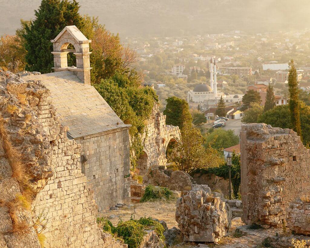 Старый город Бара фото