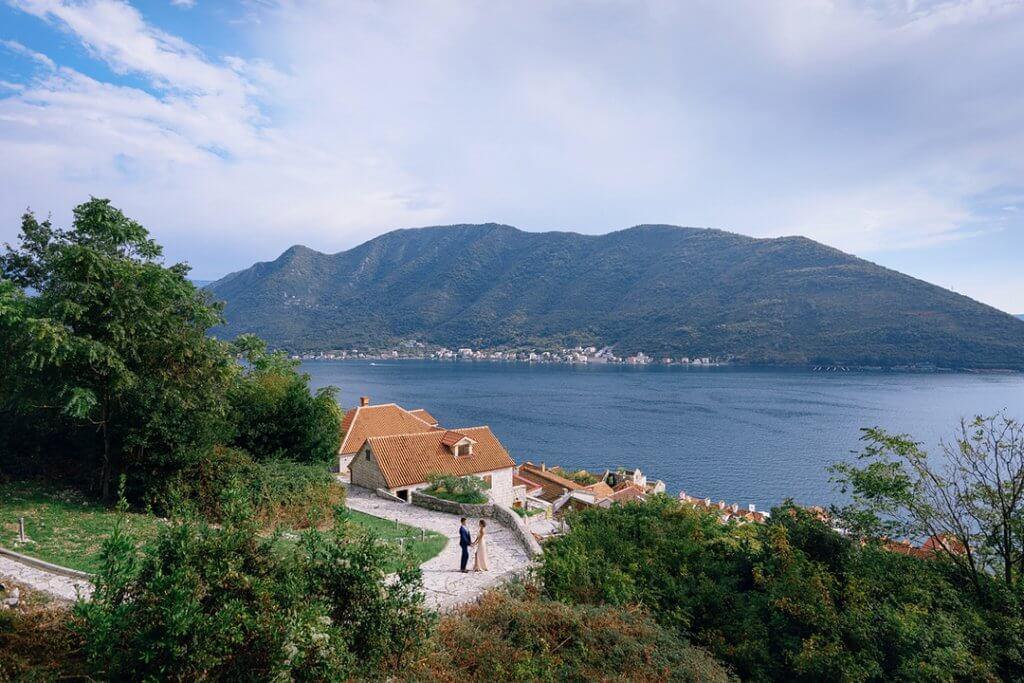 Бока-Которская бухта Черногория