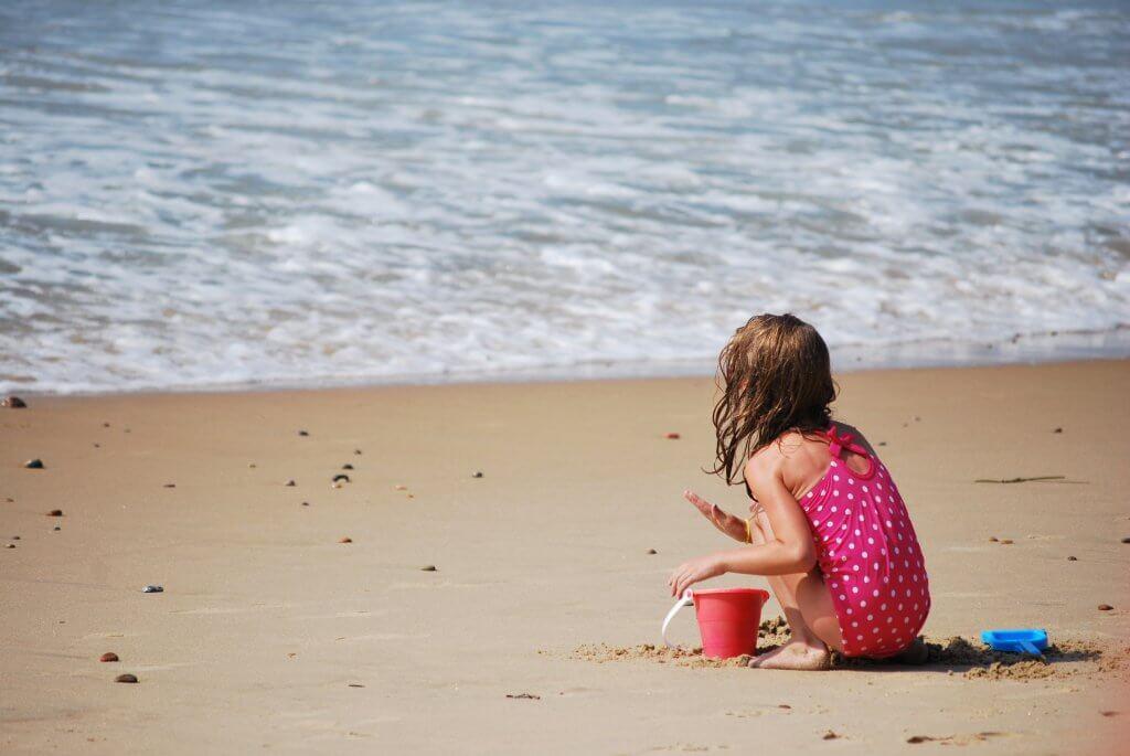 Пляжи для туристов с детьми Черногория
