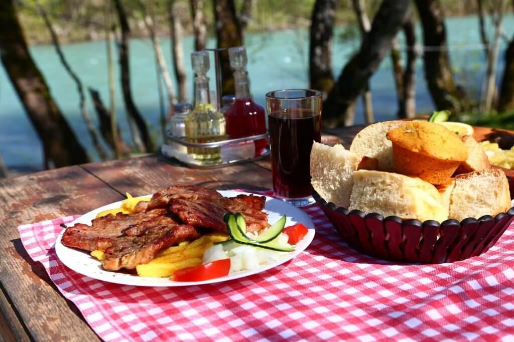 Черногорская кухня для детей