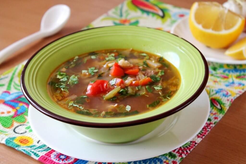 супы в Черногории