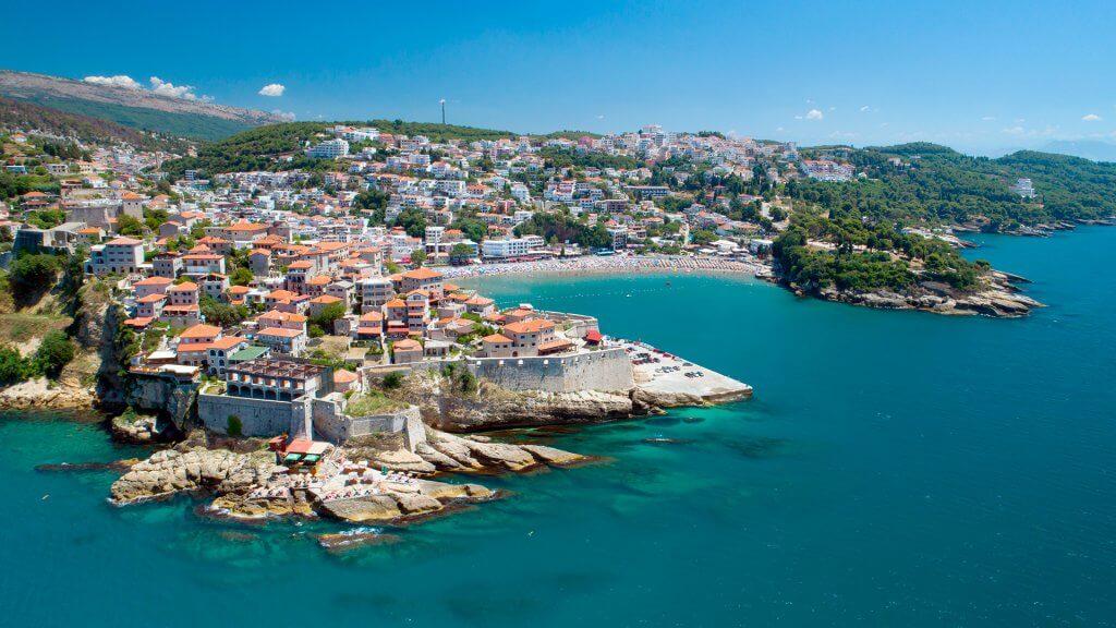 Черногорское побережье Адриатики