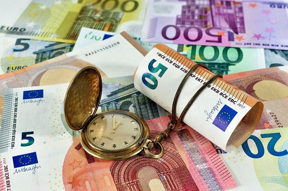евро в Черногории