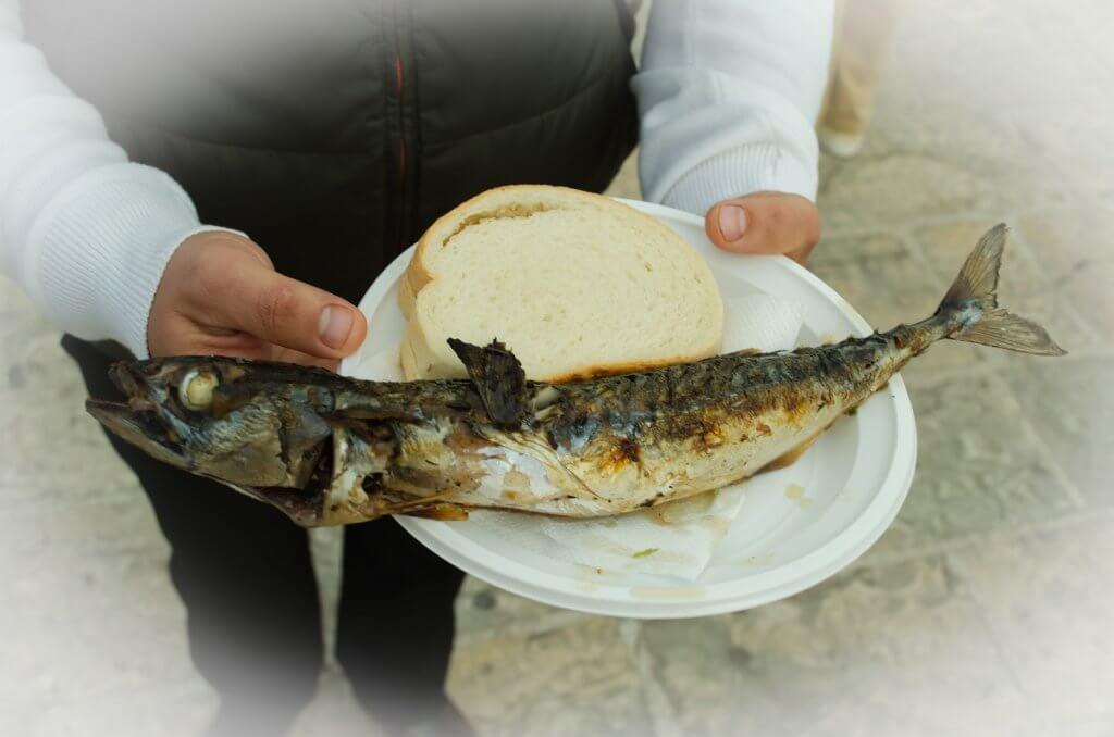 Дни шируна (скумбрии) в Черногории