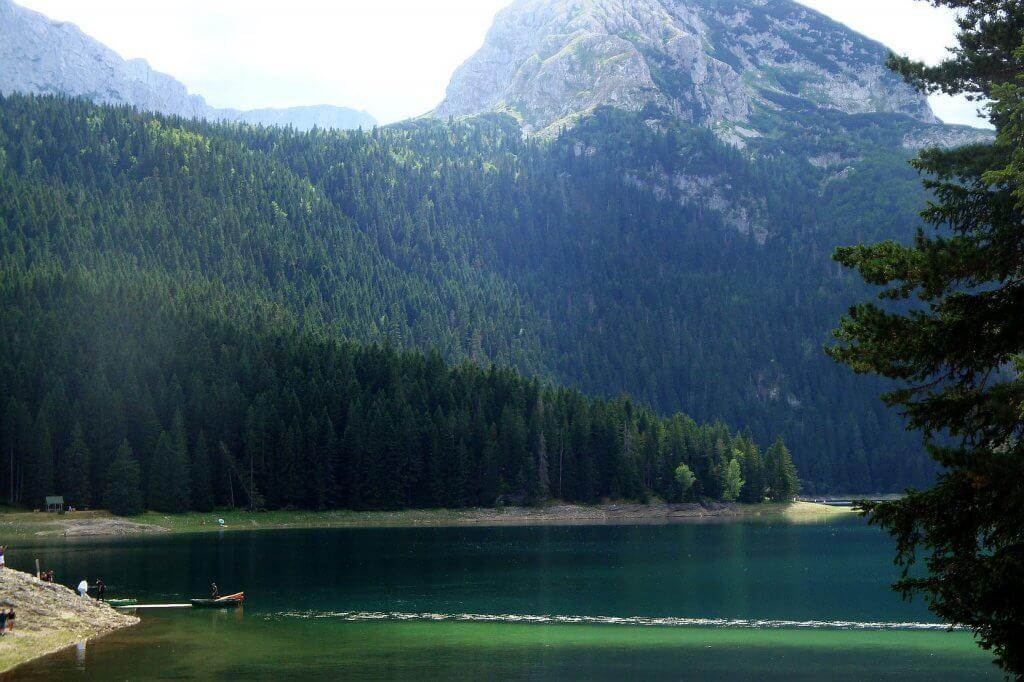 горные реки и озёра Черногории