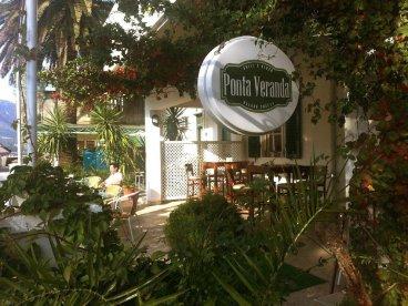 Кафе & Гриль Ponta Veranda в Тивате