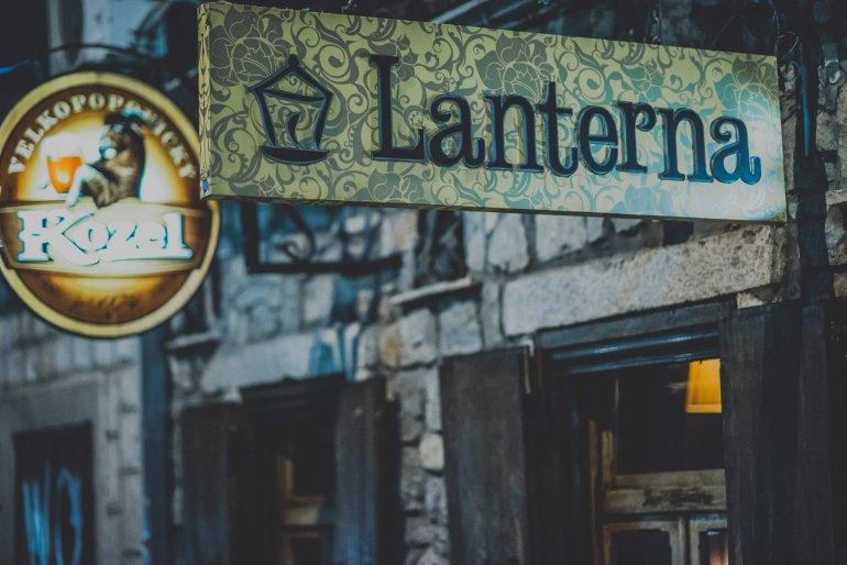 Caffe & Pizzeria Lanterna в Подгорице