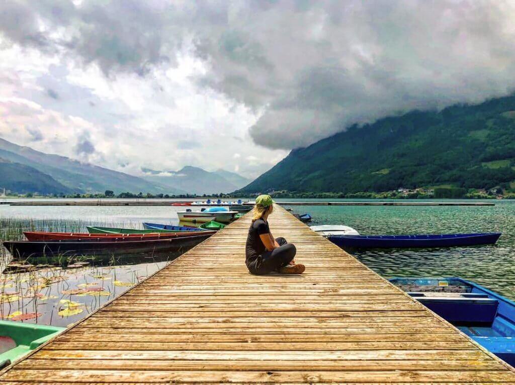 озеро – «Горное око»