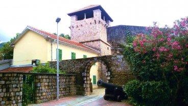 Дворец Буча в Тивате