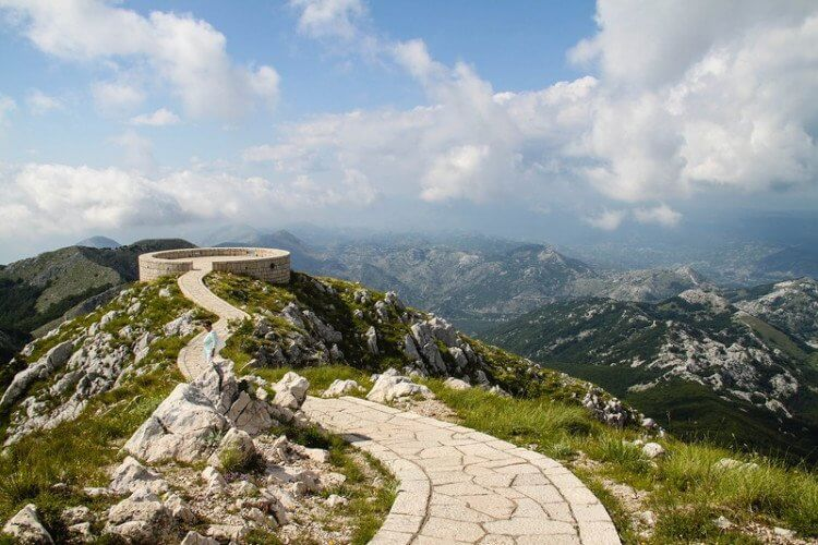 Ловчен парк Черногория
