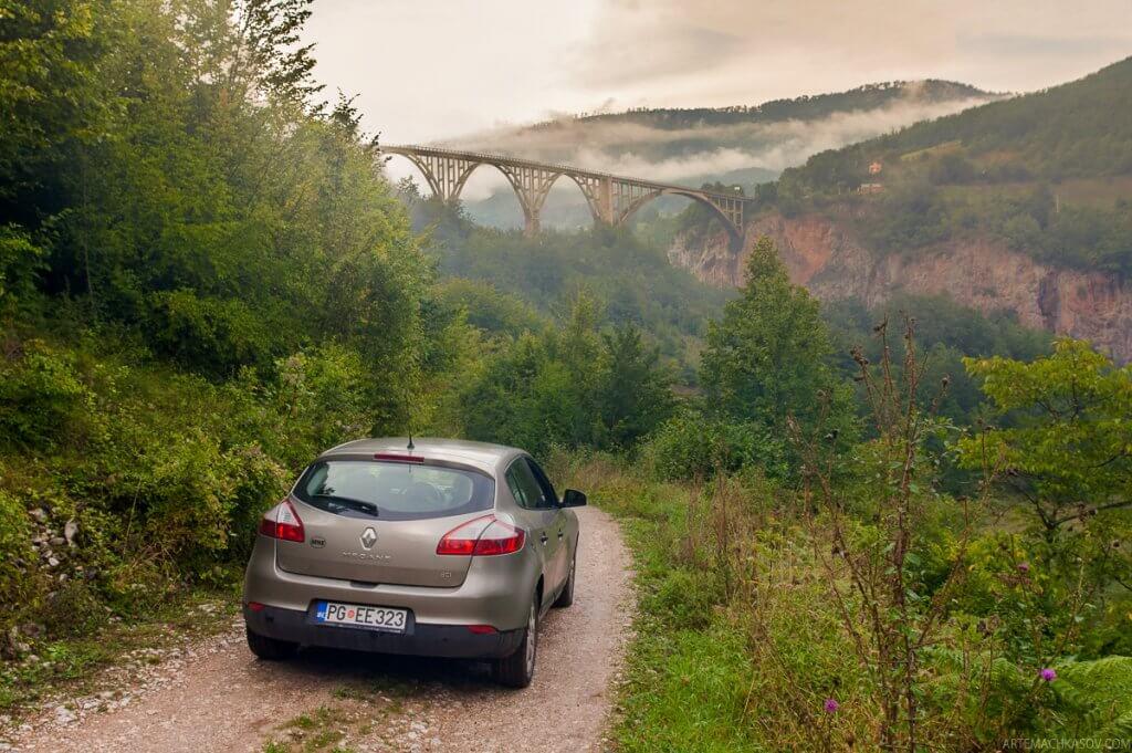 лучшие места для фото в Черногории