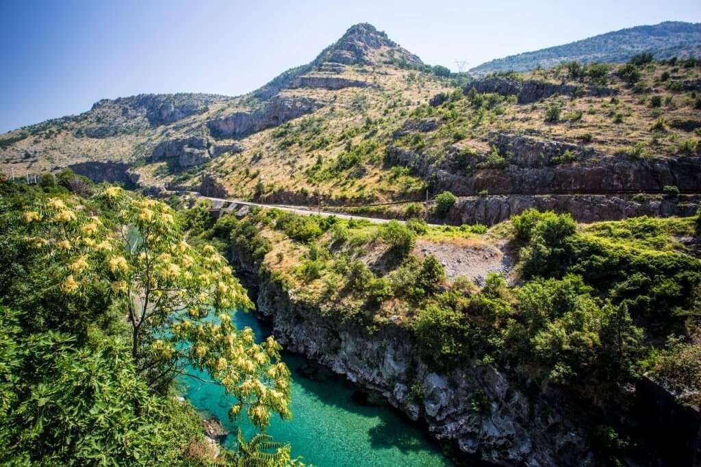 каньон реки Тара Черногория
