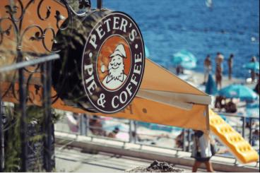 Ресторан Peter's Pie & Coffee в Херцег-Нови