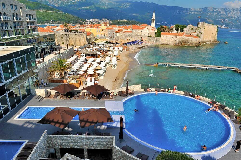 виллы в Черногории