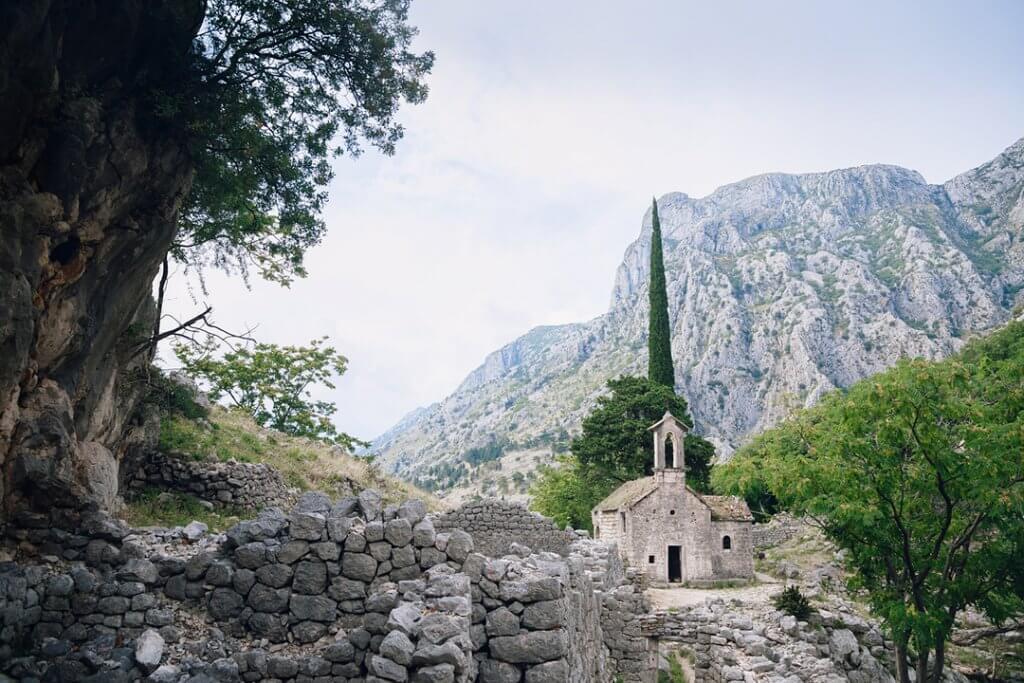 старые уголки Черногории